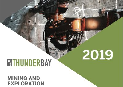 Go To Thunder Bay Mining and Exploration Report 2019