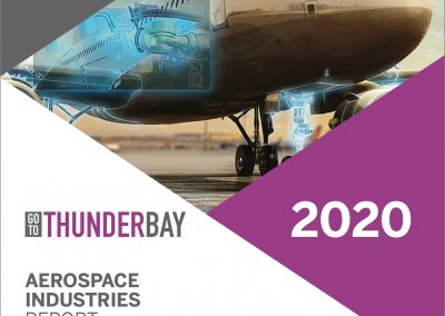 Go To Thunder Bay Aerospace Industries Report 2020