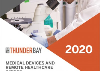 Go To Thunder Bay Medical Devices and Remote Healthcare Report 2020