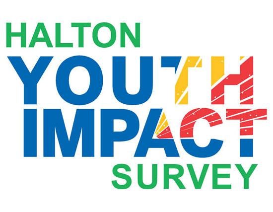 Halton Youth Impact Survey logo