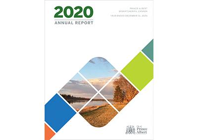 City of Prince Albert 2020 Annual Report