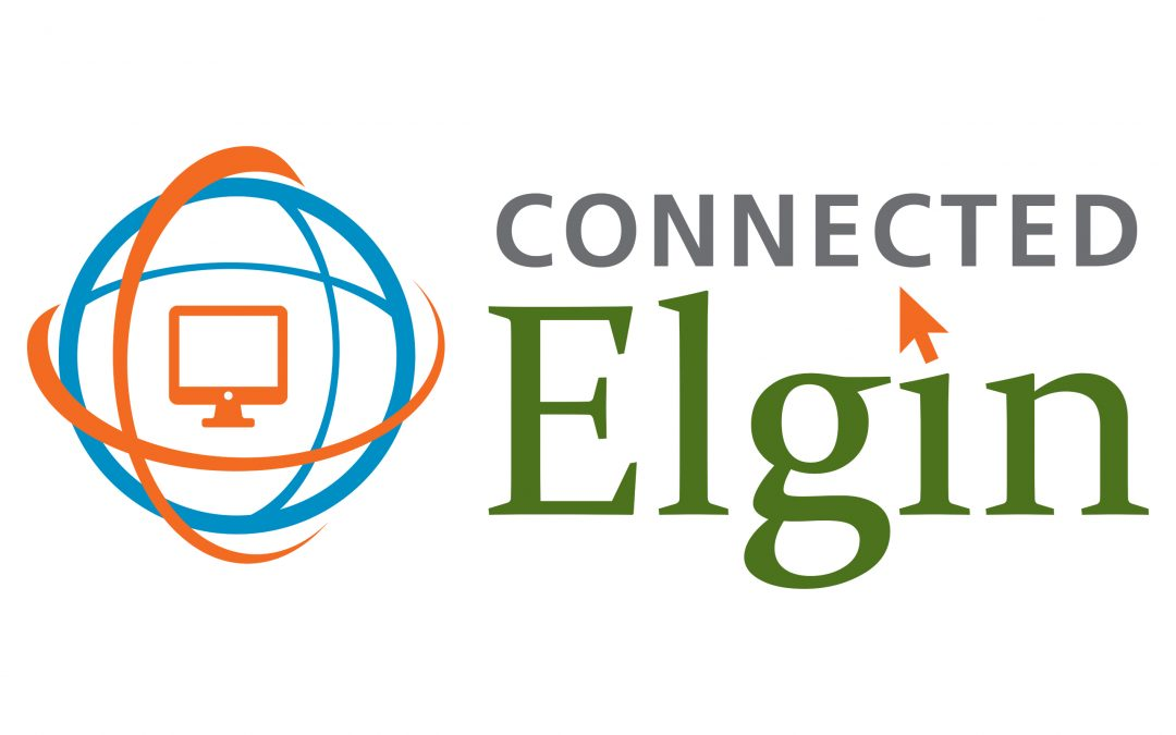 County of Elgin –  Connected Elgin Logo