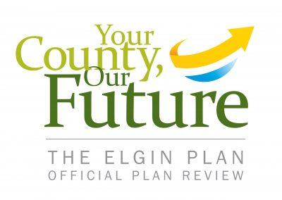 County of Elgin –  Elgin Plan Logo