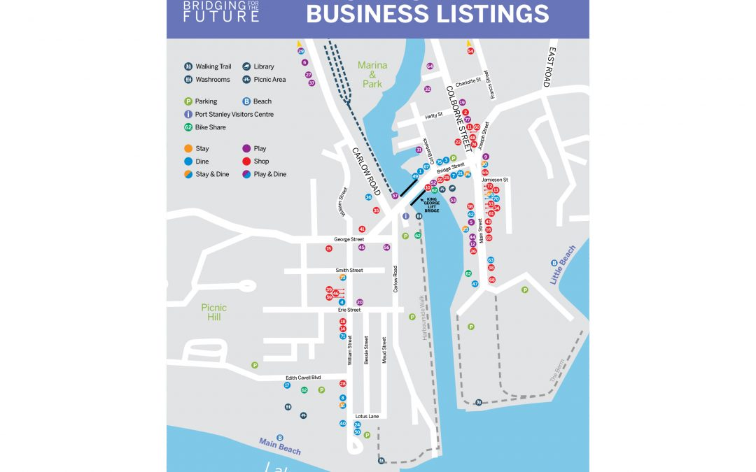 County of Elgin –  Port Stanley Business Listing
