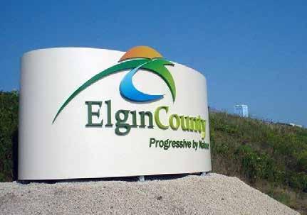 Elgin Signage